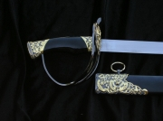 Russian sabre with saint George HK8375-1