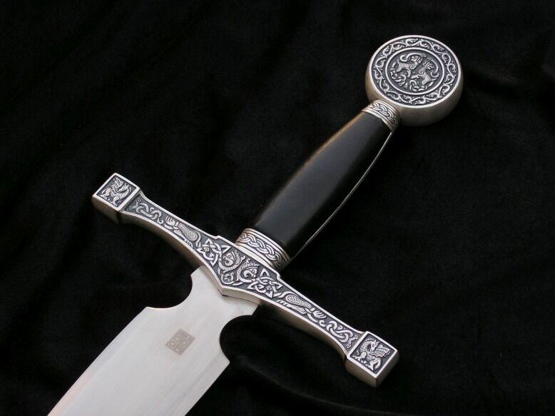 Ornate dagger excalibur 732 (Code: 5241) - Special Replicas Shop